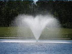 beluchter voor zuurstof in het water