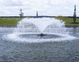 beluchter voor schoon water