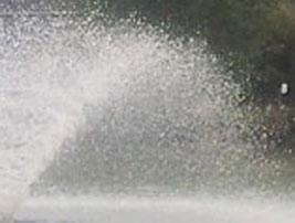 beluchtings fontein