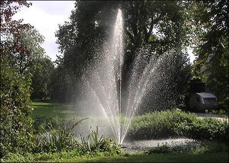 Drijvende fonteinen prijs